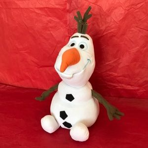 "🤖4:$40🤖Disney Frozen Olaf 12"""